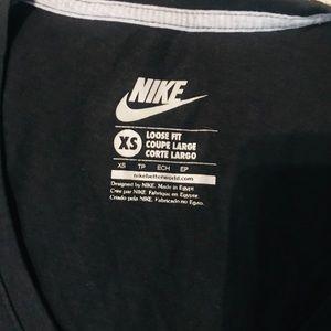 Nike Tops - Black Nike Tee Size XS